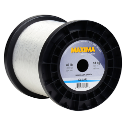 Clear maxima fishing line for Maxima fishing line