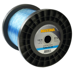Maxima Tuna Blue Spool