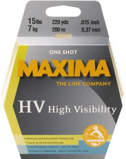 Maxima HV High Visibility One Shot MOY 15