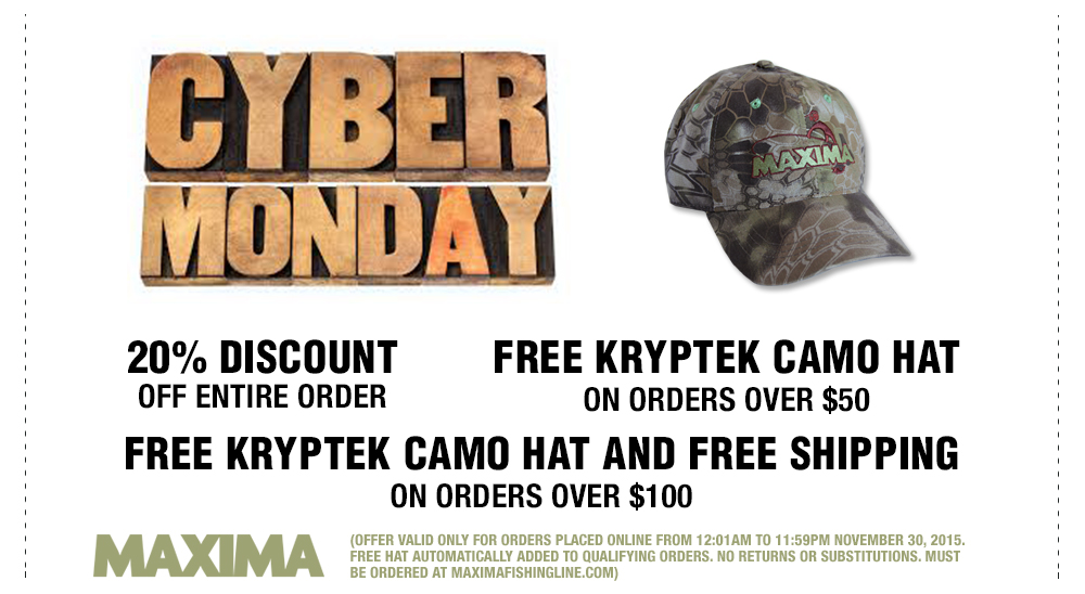 MAXIMA-Cyber-Monday-Special